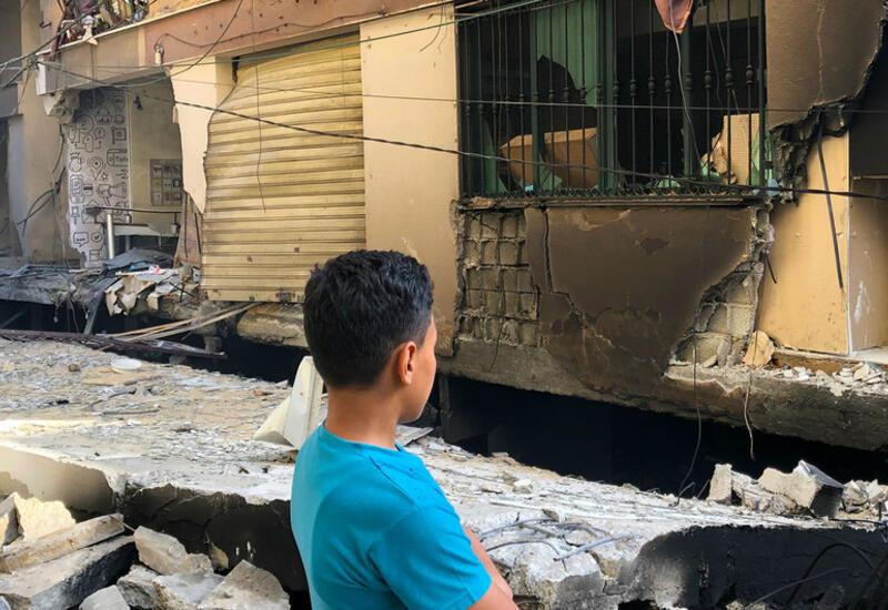 ООН призывает прекратить беспорядки в Секторе Газа