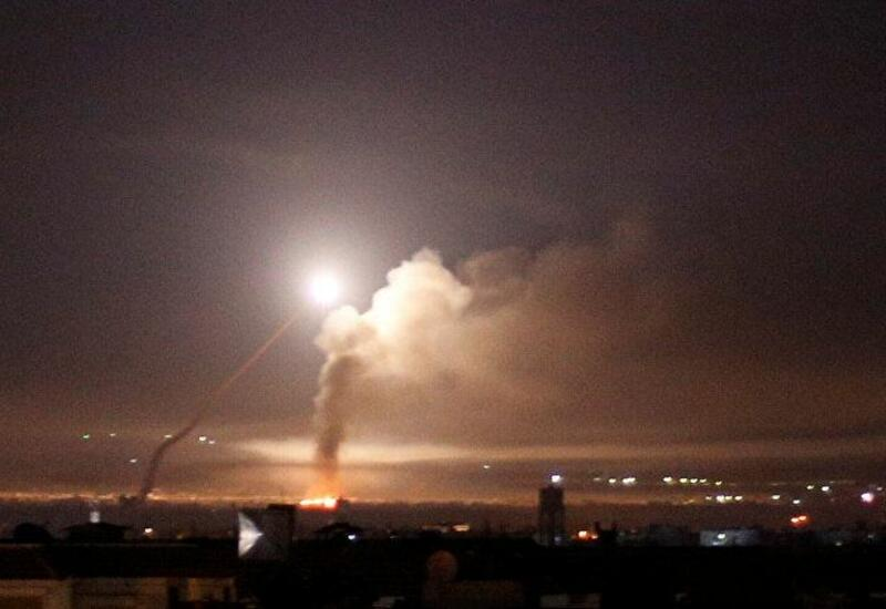 ХАМАС запустило десятки ракет в направлении Тель-Авива и Ашдода