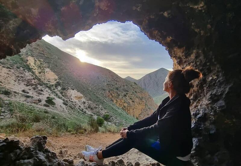 Пещеры Нахчывана в блоге Ирады Гадировой