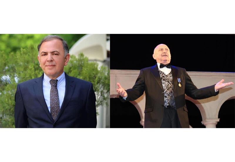 Путин наградил двух деятелей культуры Азербайджана
