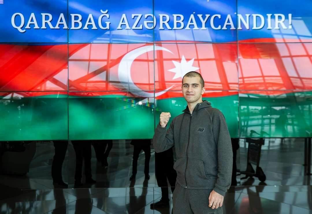 Пятеро участников Отечественной войны вернулись в Азербайджан после лечения в Турции