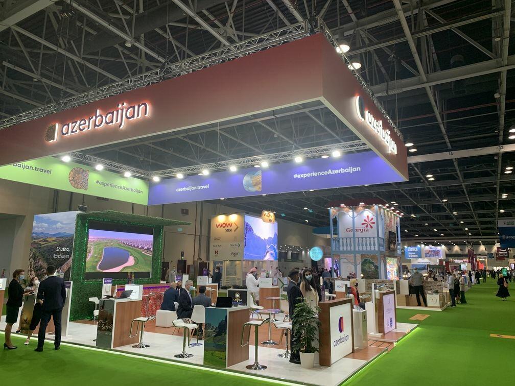 Туристический потенциал Шуши впервые представлен на международной выставке