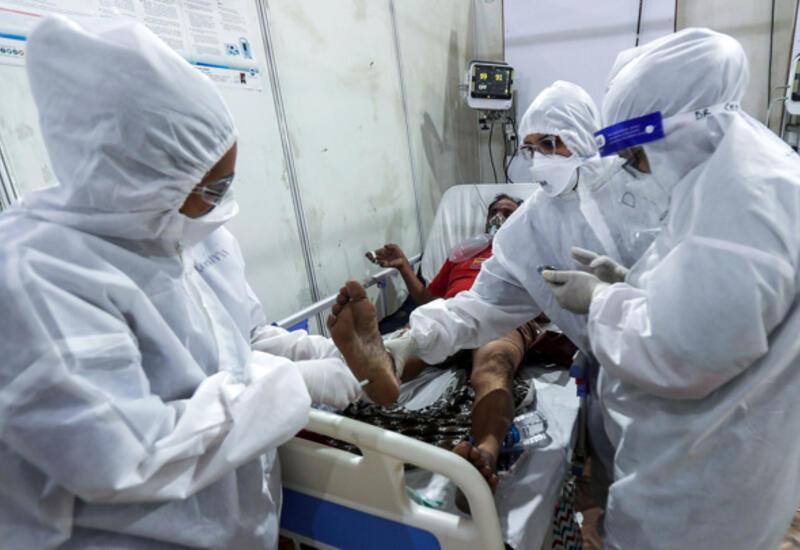 Врачи из Индии выявили новые симптомы коронавируса