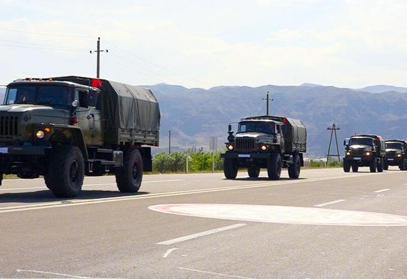 В войсках Нахчыванского гарнизона начались очередные командно-штабные учения