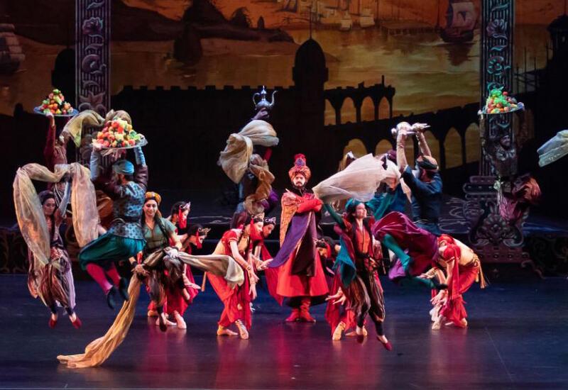 Один из крупнейших балетных фестивалей открылся произведением Фикрета Амирова