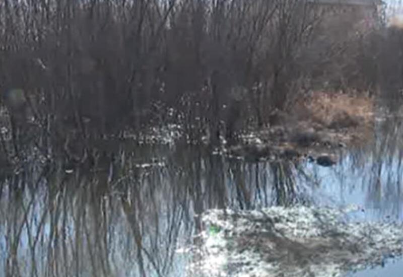 Забайкалье столкнулось с угрозой наводнения