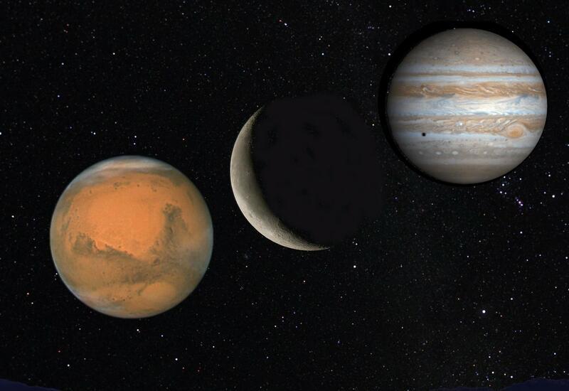 Китай разрабатывает новые космические миссии на Марс и Юпитер
