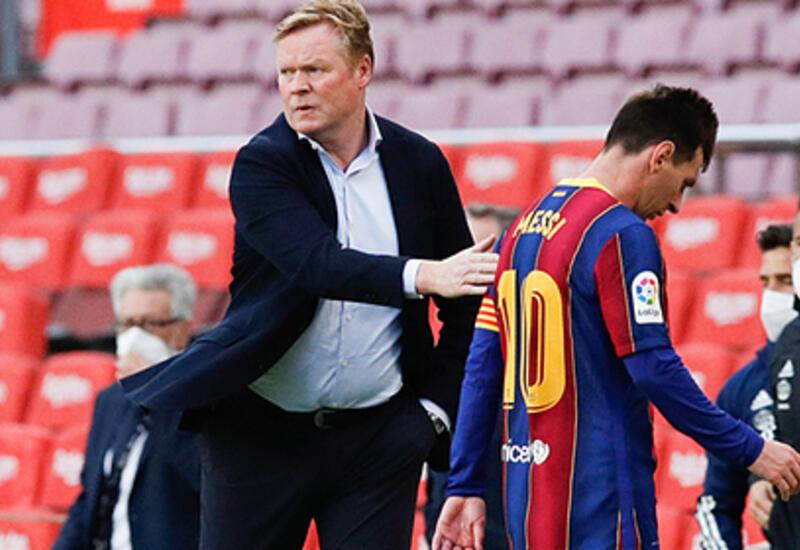 «Барселона» хочет избавиться от тренера