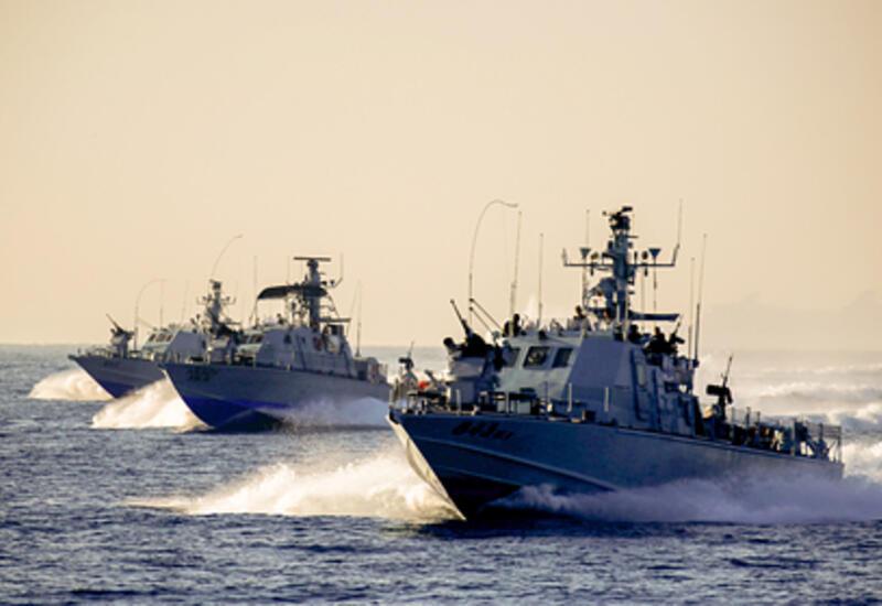 Израиль нанес удар по подводной лодке ХАМАС