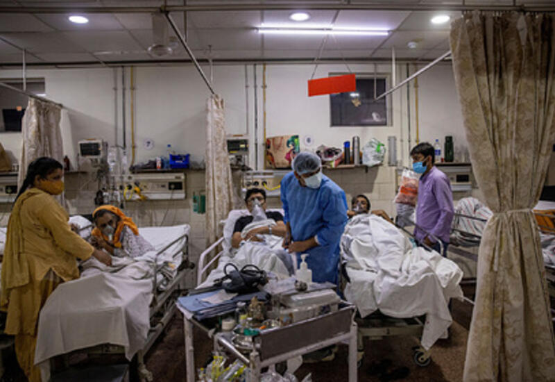 В Индии выявили новый симптом коронавируса