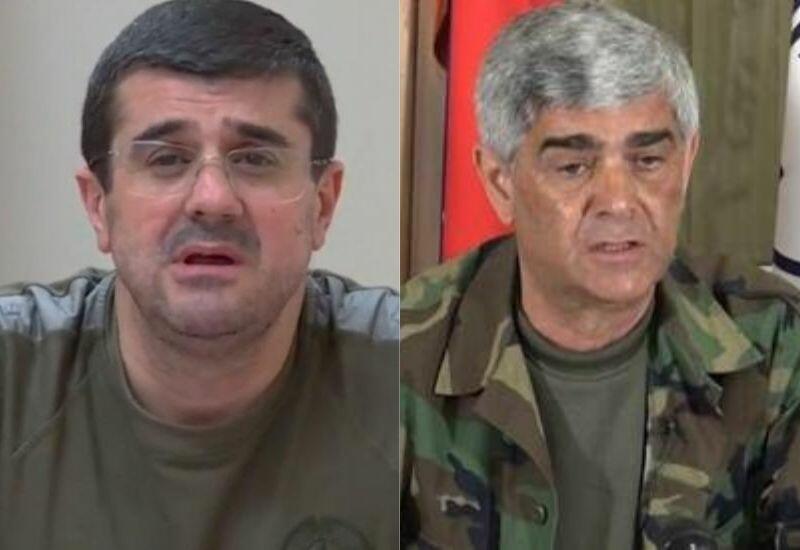 Араик Арутюнян и Виталий Баласанян могут быть арестованы и отправлены в Баку