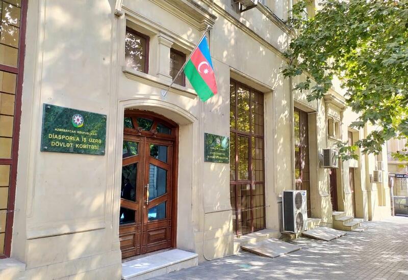 Diasporla İş üzrə Dövlət Komitəsinin nümayəndə heyəti Gürcüstandadır