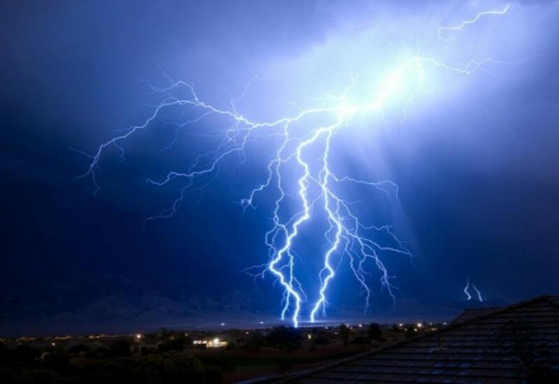 Молния убила юношу в Самухском районе