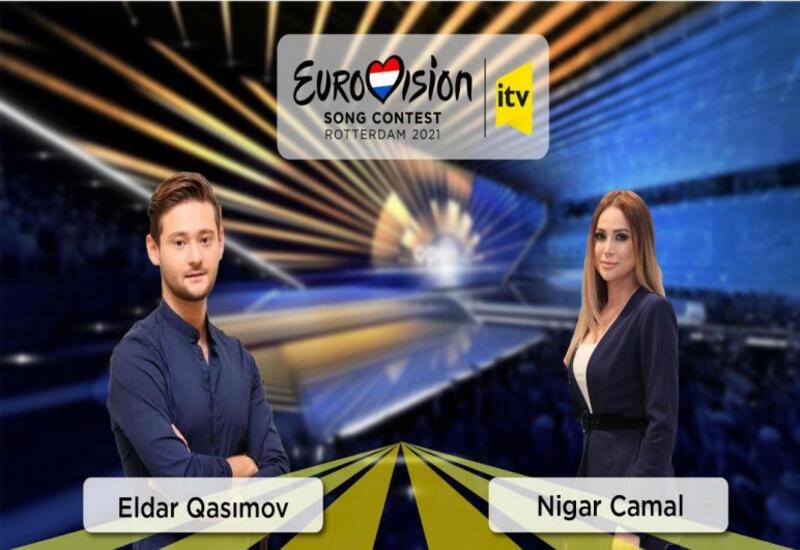 Названы ведущие, которые объявят итоги голосования от Азербайджана на Евровидении-2021