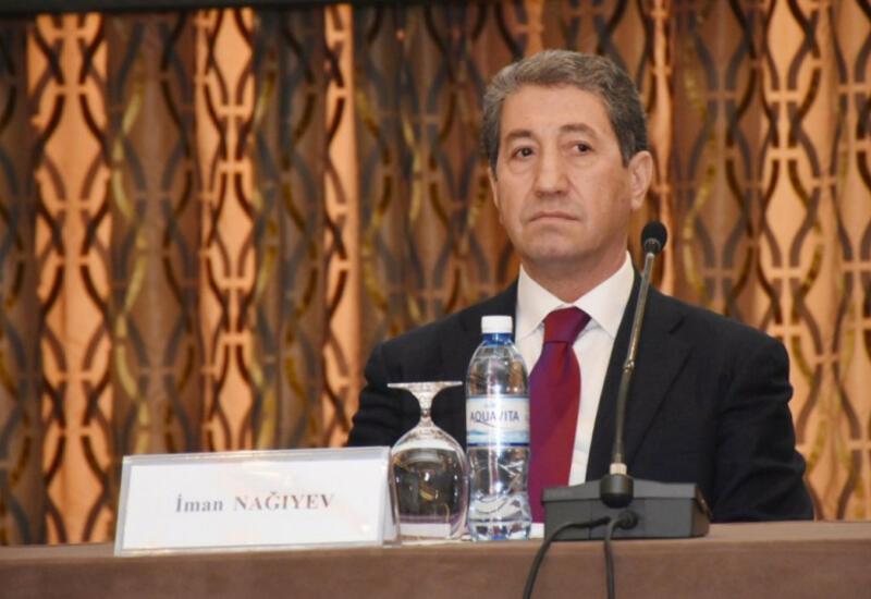 Иман Нагиев освобождается от должности председателя Бакинского апелляционного суда