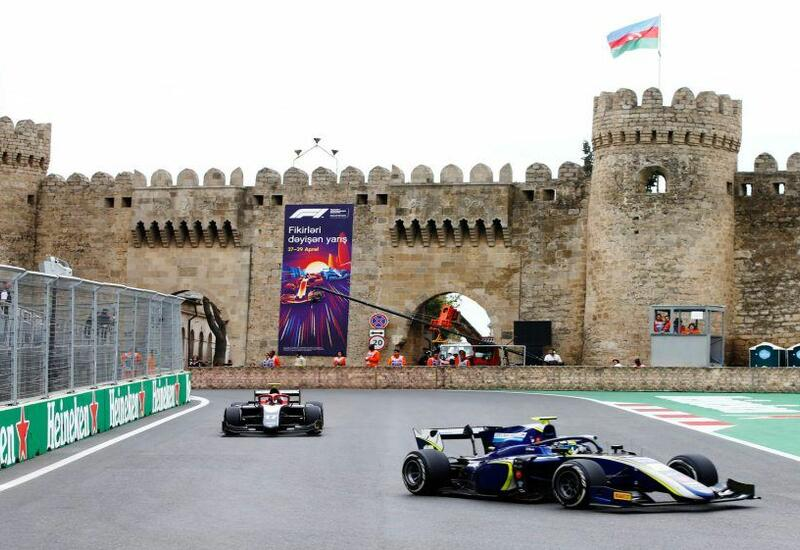 В Баку завершается подготовка к Гран-при Азербайджана Формулы-1