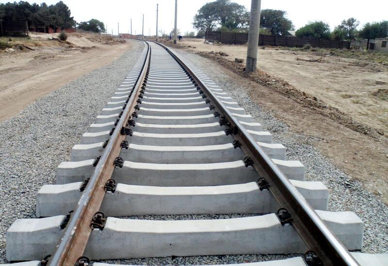 Началось строительство инфраструктуры железной дороги Горадиз-Агбенд