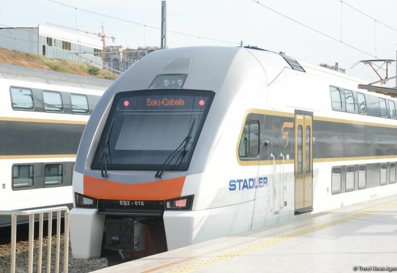 """""""АЖД"""" о стоимости билетов на поезд в Габалу"""