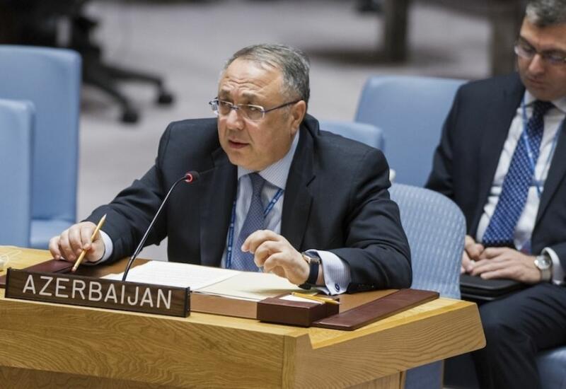 Генсек ООН ознакомлен с вандализмом Армении против культурного наследия Азербайджана