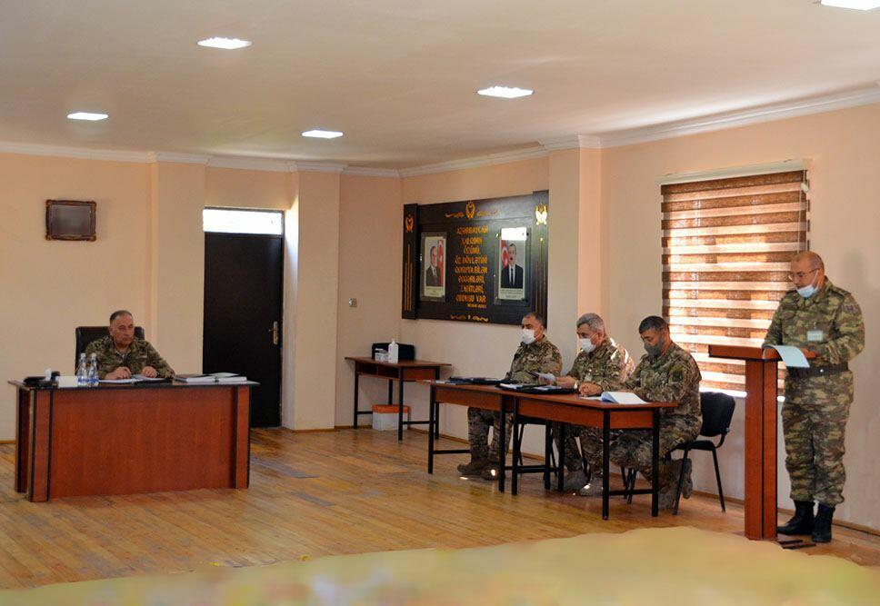 Азербайджанской армии дан приказ о готовности к антитеррористической операции
