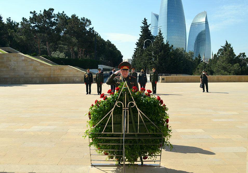Министры обороны Азербайджана и Беларуси подписали План двустороннего сотрудничества на 2021 год