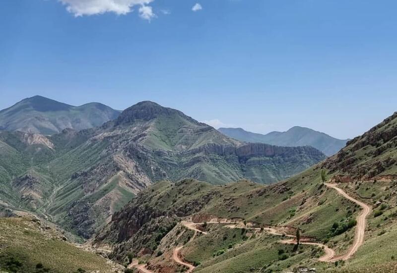 Шарурское село Хавуш в блоге Ирады Гадировой