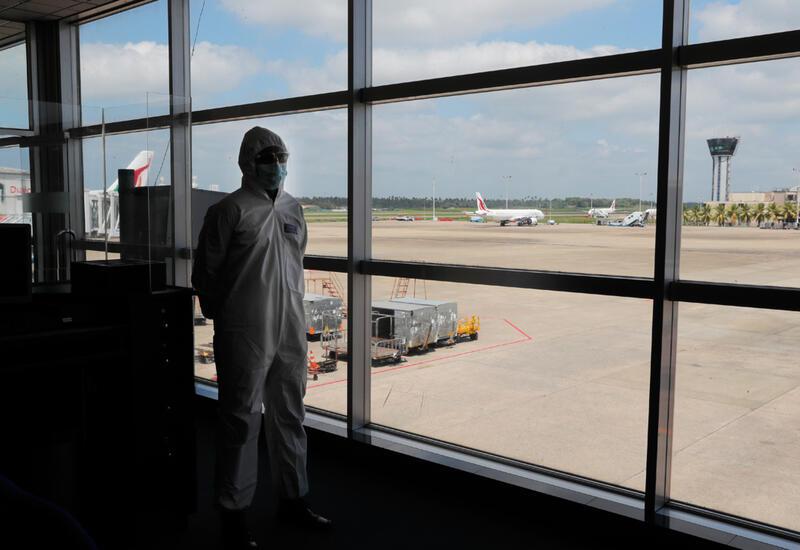 Шри-Ланка закрыла въезд в страну