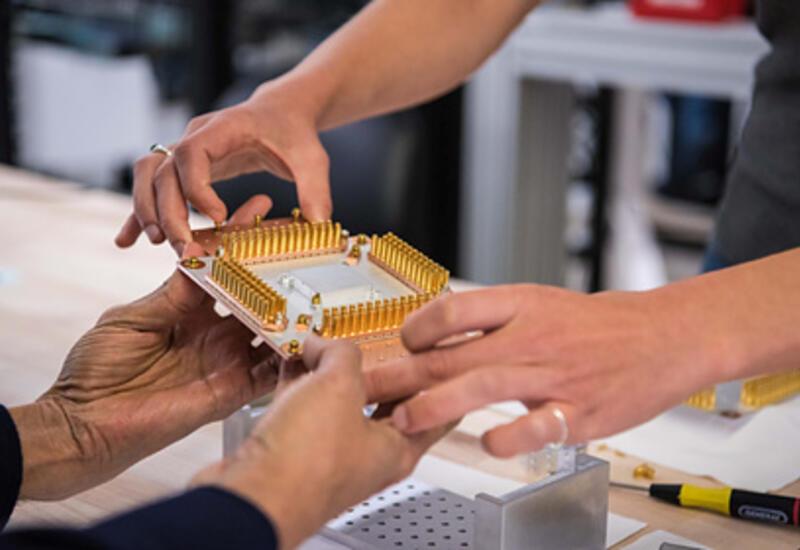 Google создаст квантовый компьютер
