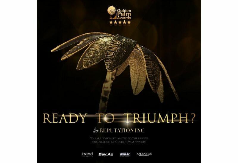 Впервые в Азербайджане пройдет церемония награждения Golden Palm Awards