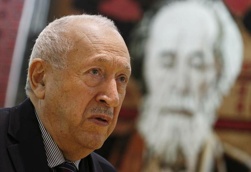 Скончался народный художник Таир Салахов
