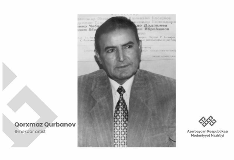 Скончался азербайджанский танцор Горхмаз Гурбанов