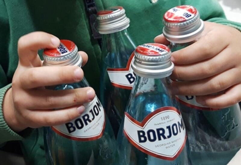 В Грузии прекратили производство «Боржоми»