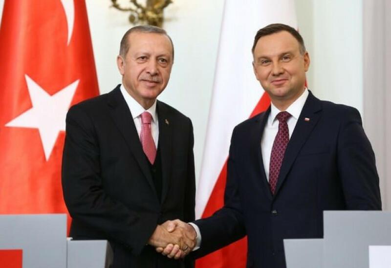 Президент Польши едет в Турцию