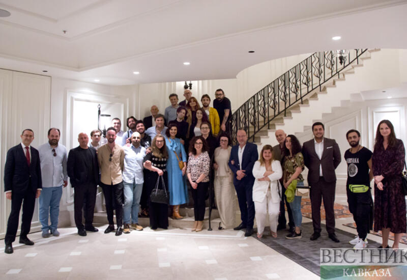 В Москве прошел вечер культуры Азербайджана и России