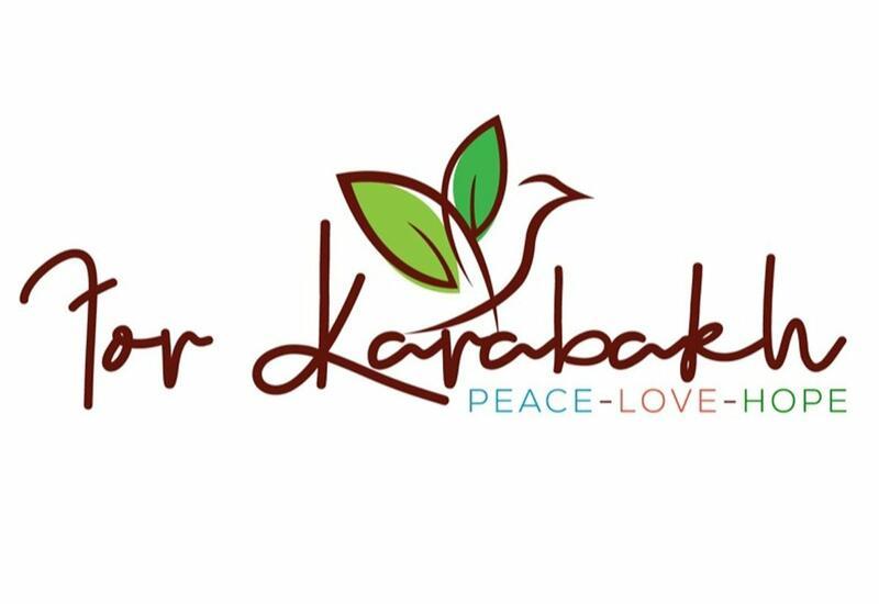 """Прошел марафон """"Мир, любовь и надежда для Карабаха"""""""
