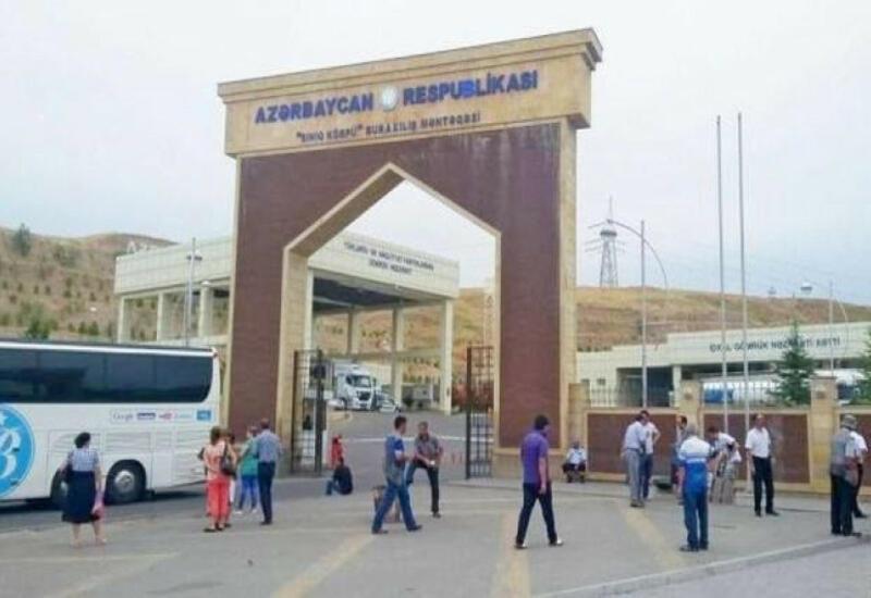 Грузия открывает сухопутные границы с Азербайджаном