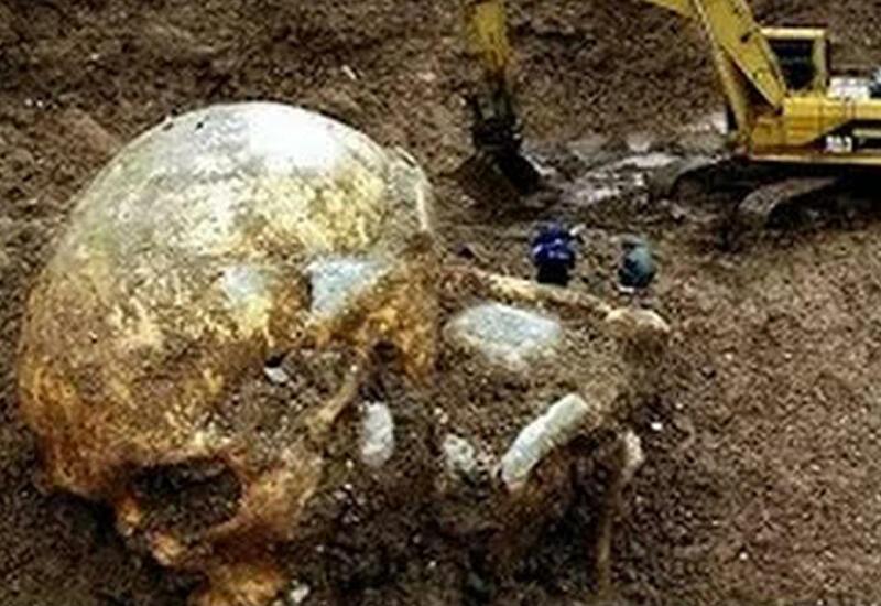 9 самых странных вещей, выкопанных из-под земли