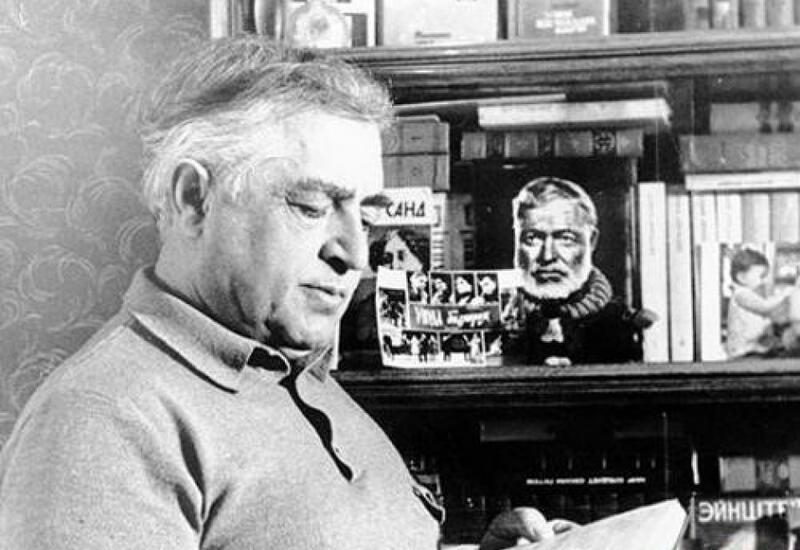 Исполнилось 107 лет со дня рождения народного писателя Ильяса Эфендиева