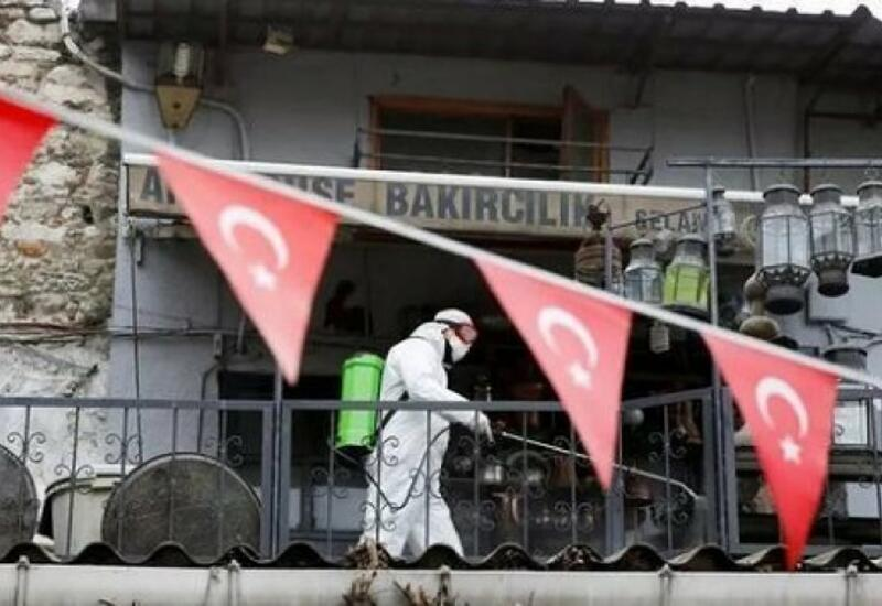 В Турции еще 166 человек стали жертвами коронавируса
