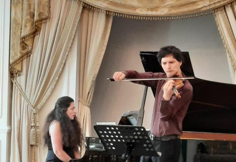 В Париже прошел концерт в честь Дня Республики в Азербайджане