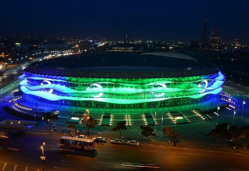 Первое место на ЧМ по аэробной гимнастике в Баку заняло трио из Болгарии