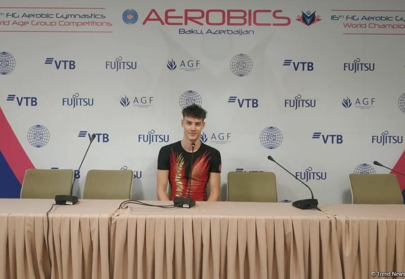Был счастлив узнать, что выступлю на чемпионате мира в Баку
