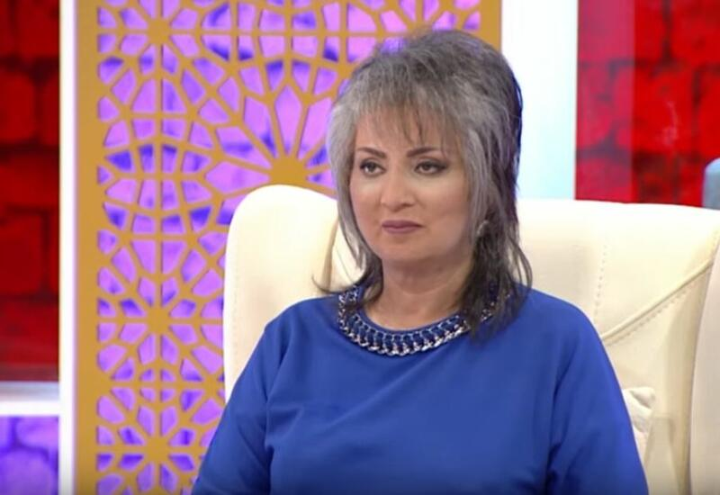 Скончалась заслуженная артистка Азербайджана Зохра Абдуллаева