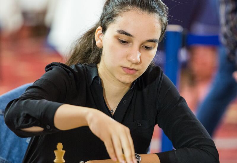 Азербайджанская шахматистка обыграла соперницу из России
