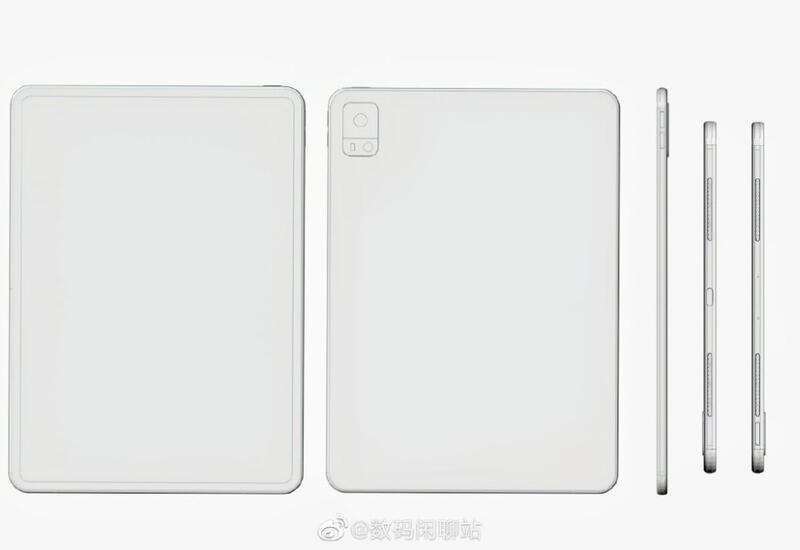 Опубликованы изображения первого планшета Vivo