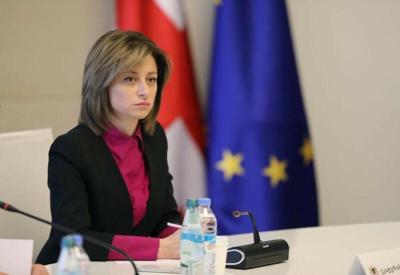 Министр здравоохранения Грузии заразилась коронавирусом