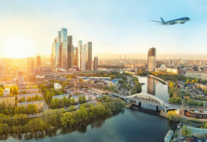 AZAL увеличивает количество рейсов в Москву