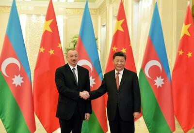 Состоялся телефонный разговор между Президентом Ильхамом Алиевым и председателем КНР Си Цзиньпином
