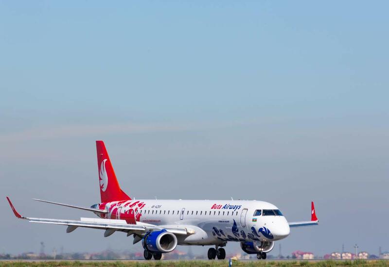 Начались полеты по маршруту Баку-Астрахань