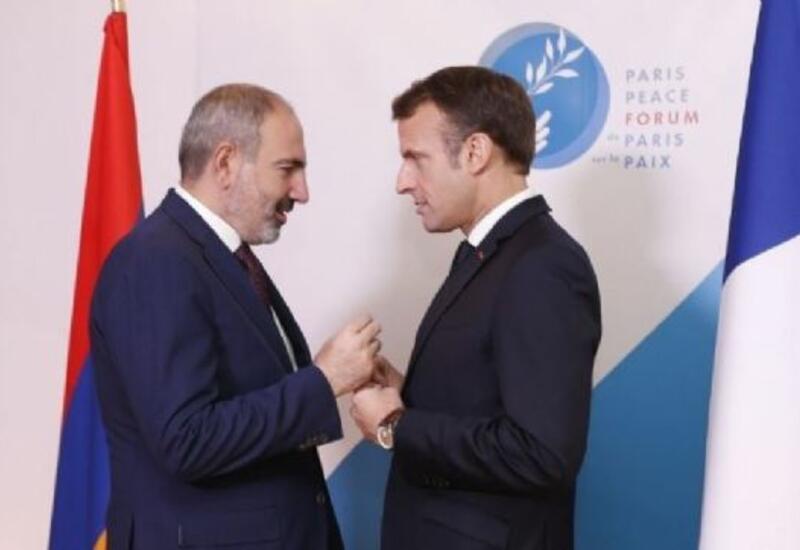 Пашинян ищет поддержки в Париже в преддверии выборов